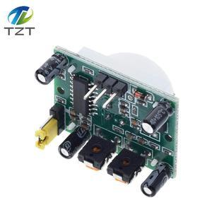 Image 5 - 100 pçs/lote HC SR501 ajustar ir piroelétrico infravermelho pir sensor de movimento detector módulo para arduino para raspberry pi kits