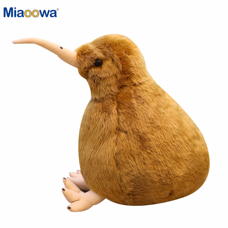 1pc 20cm Cute Lifelike Kiwi Bird Plush Toy Soft Pillow New Zealand Stuffed Plush Animals Kids Toy Gift for Children Boy Birthday|Stuffed & Plush Animals| - AliExpress