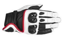 Motorcycle Gloves Alpine Motocross Stars Racing GP-X Glove Leather Guantes Moto luva Motociclista Motos Motorbike Riding cheap NoEnName_Null Full Finger Unisex