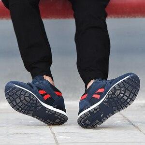 Image 3 - 高める靴エレベーターの靴高さの増加靴男性のためのインソール6センチメートル男日常生活スポーツ高さの増加の靴