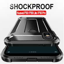 Original Phone Case P30 Pro P 30 Lite Huawei Armor Anti-Shock Bumper Cover