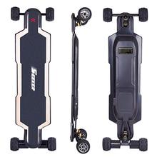 New Hot SEEKERS BRT-02 4-Wheel Electric Skateboard – AU Plug