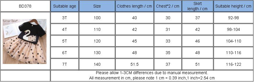 H0f0ac7ec471347ed9c47a9a3f7ec6770E - Humor Bear Baby Girl Clothes Hot Summer Children's Girls' Clothing Sets Kids Bay clothes Toddler Chiffon bowknot coat+Pants 1-4Y
