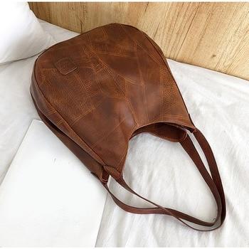Vintage Leather Shoulder Bags  3