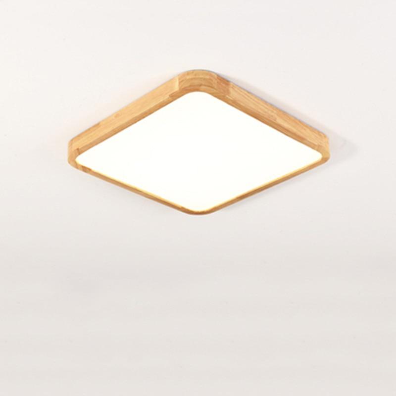 à mão, lâmpadas de teto de 5cm,