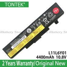 Genuine Bateria Para IdeaPad L11L6Y01 E430 E435 E530 Y480 Y580 G480 G580 G580AM Z380AM Z480 Z580 Z585 V480 V580 45N1048 45N1049