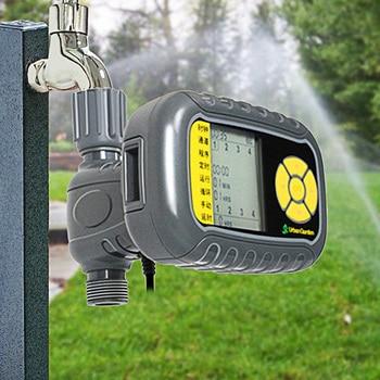 Garten Bewässerung Bewässerung Timer System Solar Automatische Gerät Sprayer Tropf Intelligente Anlage Wasser Controller Gartengeräte