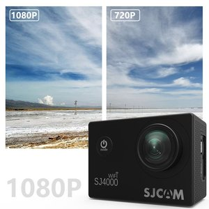 "Image 3 - Original SJCAM SJ4000 Series 1080P HD 2.0"" SJ4000 / SJ4000 WIFI Action Camera Waterproof Camera Sport DV Car Registrar"