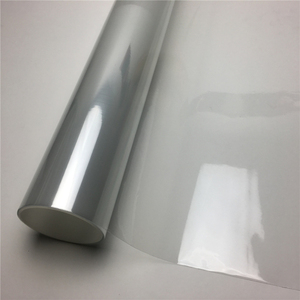 PPF 3 Layers Glossy Transparent Vinyl Film Motorcycle Bike Scooter Rhino Skin Protective Film For Car Paint Protection Film(China)