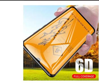 10pcs /lot 6D Full Glue Cover Tempered Glass Screen Protector Film For Xiaomi mi 9 PRO /MI9 lite Redmi Note8 pro 8A