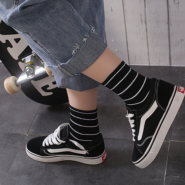 1 Pair High Quality Style Weed  ankle Socks 2