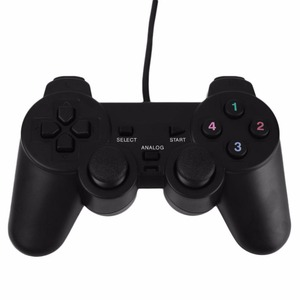 Image 4 - Wired USB2.0 Game Controller Joystick Gamepad for PC Computer Laptop Game Joystick Console For PlayStation 2 For PS2