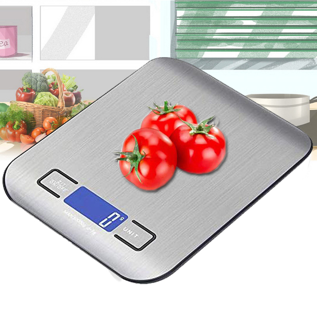 High Precision Electronic Kitchen Scale 5