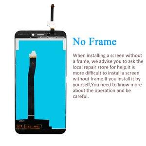 Image 4 - PINZHENG オリジナル Xiaomi Redmi 4X 表示画面 Xiaomi Redmi 用 4x 表示フレームの交換デジタイザアセンブリ