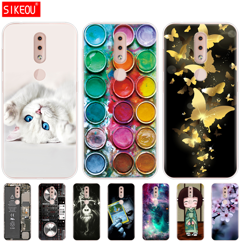 silicon case For <font><b>Nokia</b></font> <font><b>4.2</b></font> Case Soft TPU <font><b>phone</b></font> cover bumper For <font><b>Nokia</b></font> <font><b>4.2</b></font> TA-1157 TA-1150 TA-1133 TA-1149 TA-1152 etui coque image