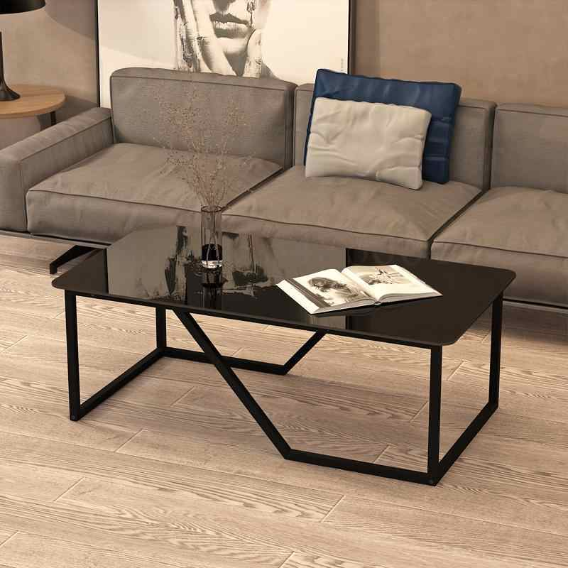coffee table simple modern small