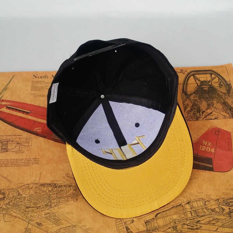 Gorra de béisbol de verano para hip-hop europeo y americano hecha a medida en Brasil