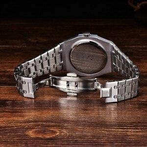 Image 4 - Benyar メンズ腕時計トップブランドの高級ゴールド腕時計メンズスポーツ軍事腕時計男性クォーツビジネス腕時計レロジオ masculino 2019