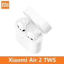 Xiaomi auriculares Air 2 Airdots Pro 2 TWS, auriculares inalámbricos con Bluetooth 2, auriculares LHDC con Control táctil y Micrófono Dual ENC