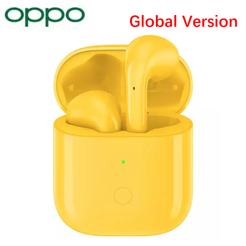 Original OPPO Realme Buds Air Wireless Earphones True Wireless Charging R1 Chip Dual Mic For Realme X X2 Pro X50 Pro