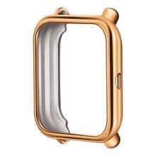 Мягкий ТПУ защитная крышка чехол защитная оболочка для Huami смарт-часы полный охват защитный легкий прочный