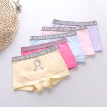 Toddler Panties Shorts Boxers Kids Underwear Teenage Cotton Cartoon New Print Soft Breathable