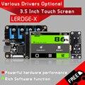 LERDGE-X 3D Drucker Controller Board für control drucker teile motherboard mit ARM 32Bit Mainboard tmc2208 lv8729 a4988 fahrer
