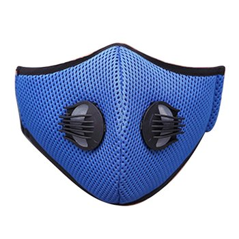 Activated Mask Windproof Cycling Mask Anti-Dust Riding Bicycle Half Face Winter Mask Outdoor Sports Mask