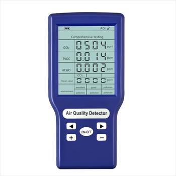 Digital CO2 Sensor Air Quality Monitor Ppm Meters Gas Mini Protable Carbon Dioxide Detector Reliable Digital CO2 Sensor Meter