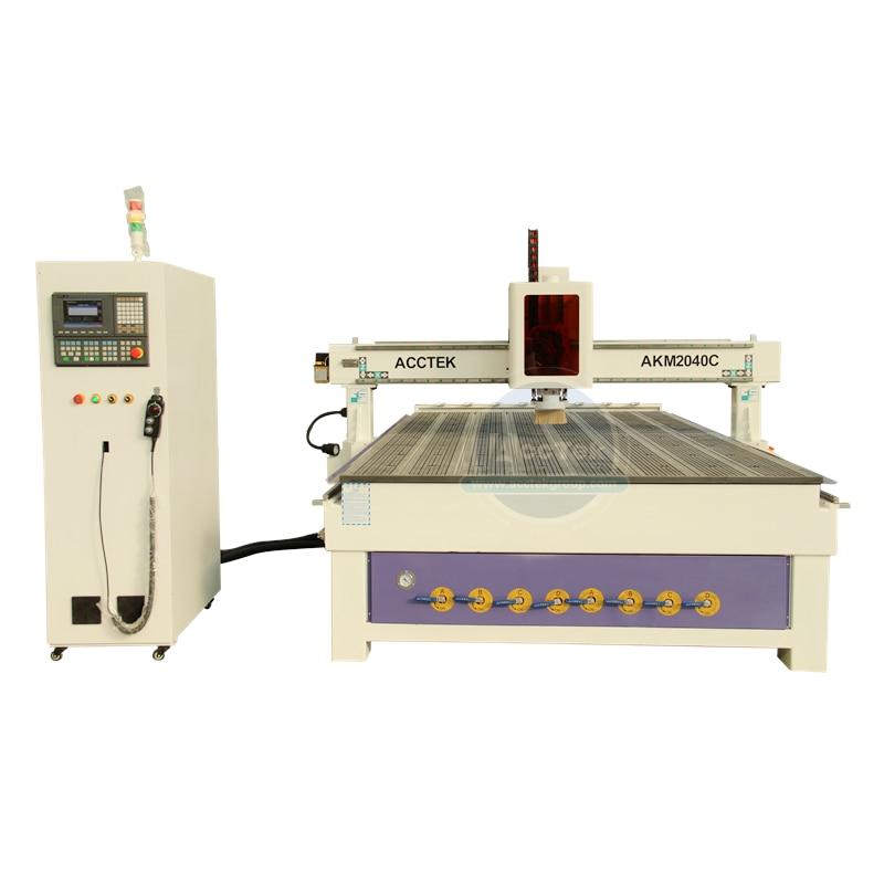 Big Size 2030 2040 Linear Atc Wood Working Machine/cnc Router 2040 Atc/cnc Milling Machine