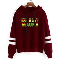 Hawaiian We Are Mauna Kea Hoodie Plus Size Women Streetwear Hoodies Harajuku Clothes Sweatshirt Casual Print Pullovers
