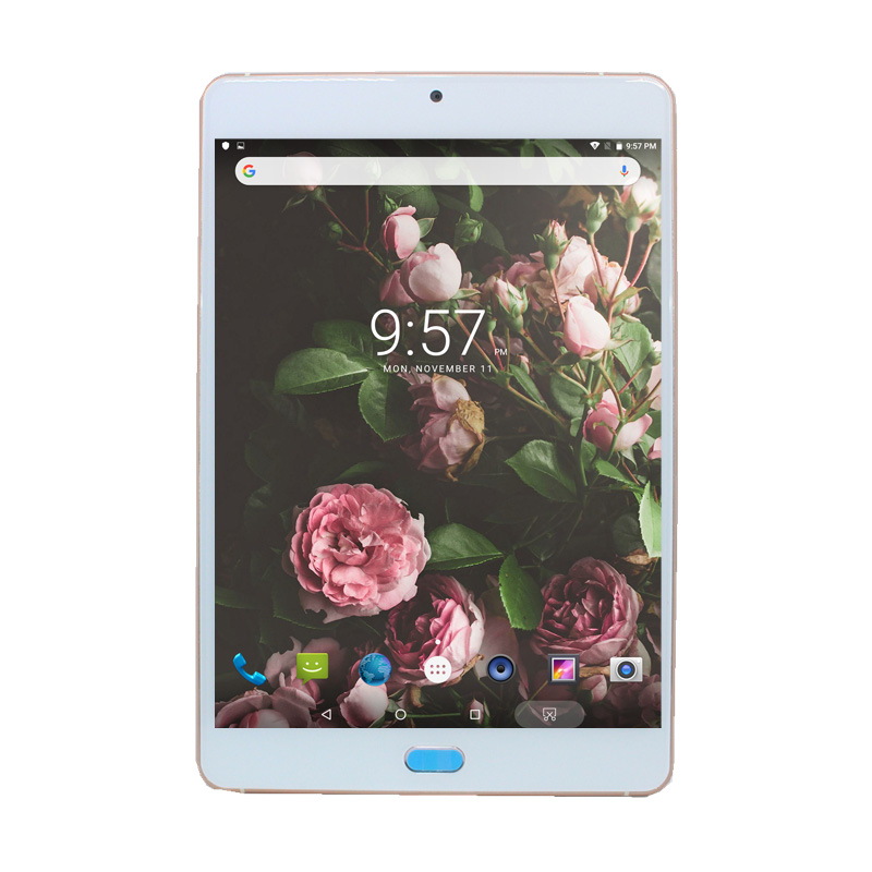 8 Inch Tablet PC  MTK Helio X20 Deca-Core  3+16GB Retina Screen 2048 X 1536   Dual SIM  Card