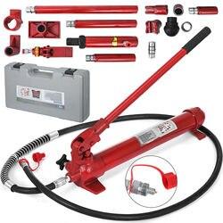 10T Professional Hydraulic Jack 2m Hydraulic Jack Hydraulic Jack Body Frame Repair Hydraulic Jack for Car