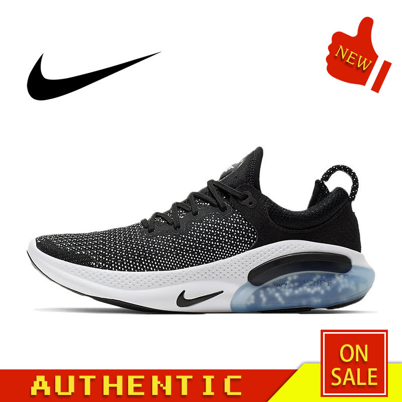 Original Authentic Nike Joyride Run FK Men's Running Shoes Sports Trend Classic Comfortable And Breathable 2019 New AQ2730-001