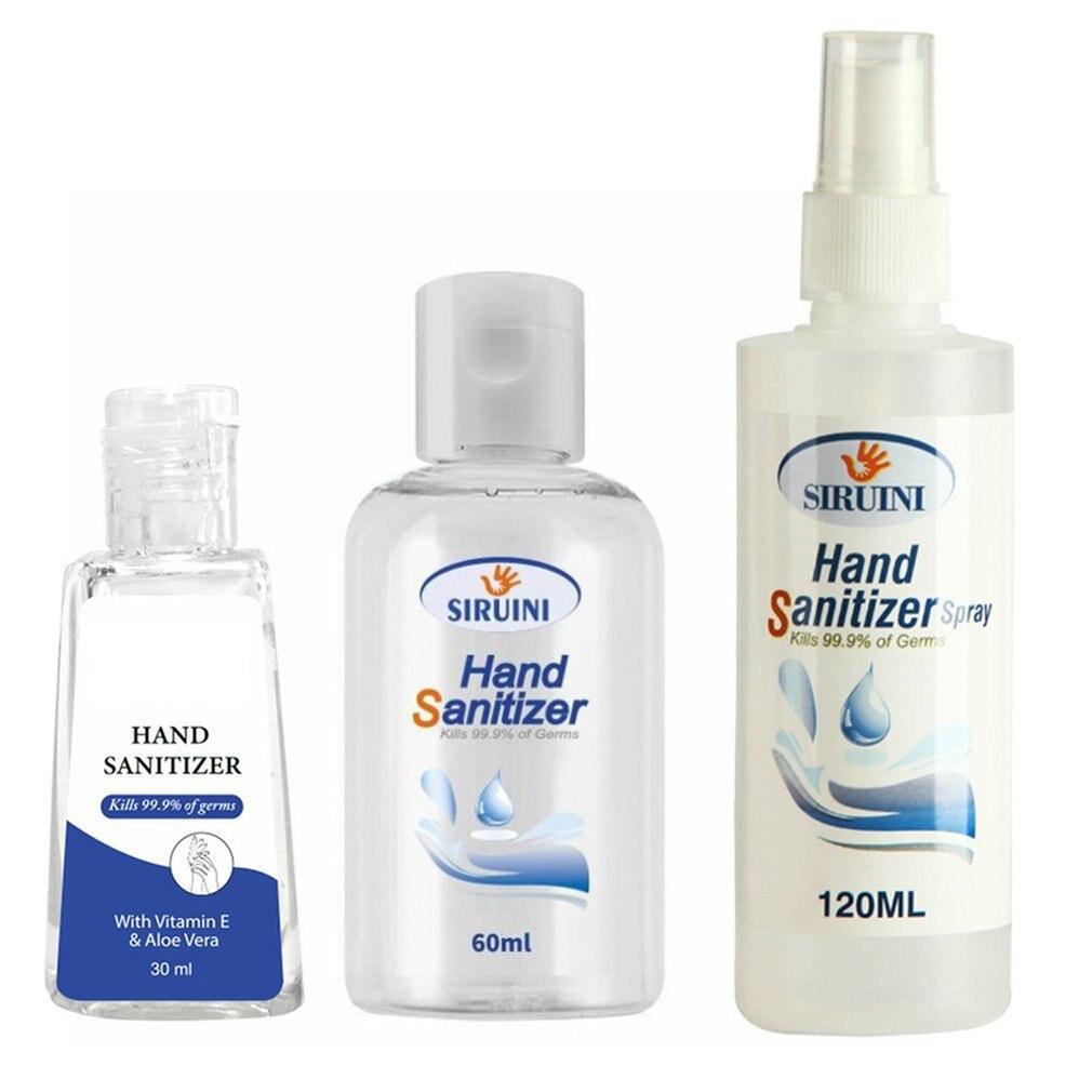 Desinfektionsmittel Hand Sanitizer Erfrischende Gel Pumpe Flasche Universal Nicht-Alkoholische Haushalt Desinfektionsmittel 1 Stück