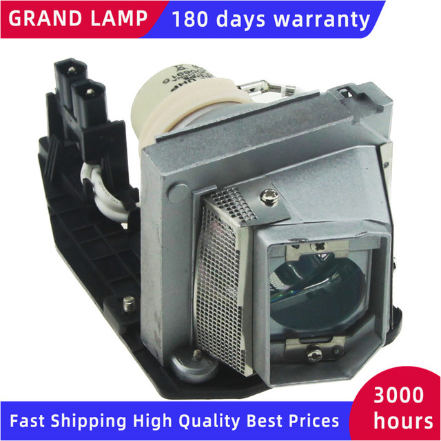 330 6581 /725 10229/725 10203 Replacement Lamp with Housing for Dell 1510X 1610HD 1610X Projecrors HAPPY BATE