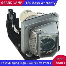 330 6581 /725 10229/725 10203 lámpara de repuesto con carcasa para Dell 1510X 1610HD 1610X proyectors HAPPY BATE