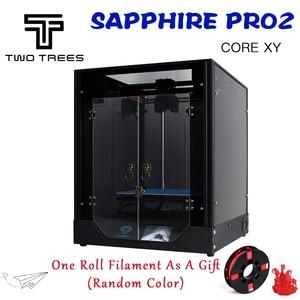 Image 5 - TWO TREES 3D Printer Sapphire pro printer diy CoreXY BMG Extruder Core xy 235x235m Sapphire S Pro DIY Kits 3.5 inch touch screen