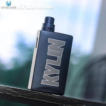 Vandyvape – Cigarette électronique originale Kylin M AIO, Kit VW 70W Mod alimenté par batterie 18650, pod AIO bricolage reconstructible