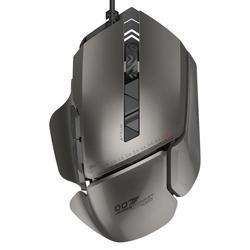 James Donkey 007 USB Проводная оптическая лазерная игровая мышь 8200 точек/дюйм Регулируемая 7 кнопок с RGB подсветкой для ПК Mac LOL CS Gamers