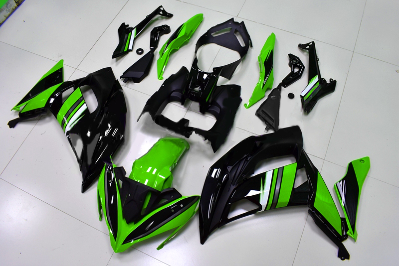 Motorcycle Fairing ER6F 2017 - 2018 Abs Fairing For Kawasaki NINJA 650 ER-6F 2017 Plastic Fairings ER6F 2018