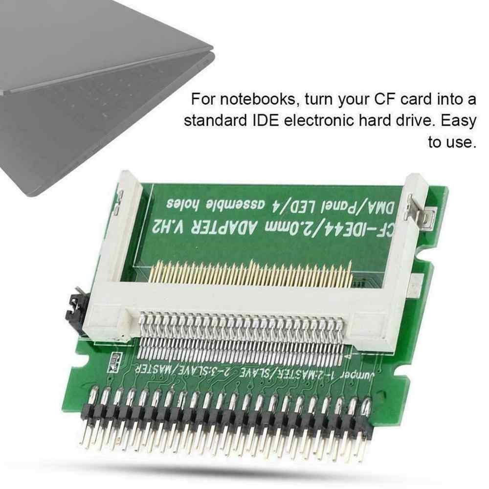 """Cf cartão de memória compacto para computador portátil 2.5 """"44 pinos macho ide drive disco rígido hdd adaptador m4m0"""
