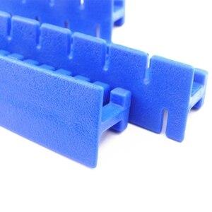 Image 4 - 4pcs הכחול רכב לא צבוע דנט תיקון פולר כרטיסיות שקעים הסרת קיט מחזיק