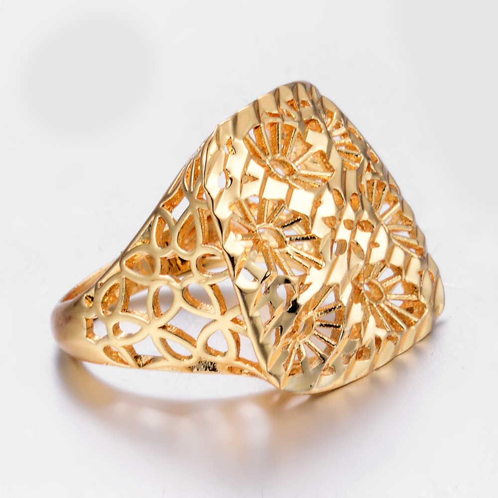 Wando ใหม่เอธิโอเปียงานแต่งงานแหวนผู้ชายแหวน Eritrea Africa แหวนแฟชั่นตะวันออกกลางเครื่องประดับ