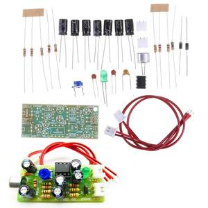 Image 2 - Microphone Amplifier Module Microphone Pickup Audio DIY Kit Dual Track Output Gain Adjustable DC 12V 3.5mA MIC Sound Voice