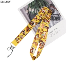 DMLSKY The Office TV Show Lanyard Keychain Lanyards for keys Badge ID Mobile