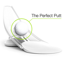 Pressure Putting Golf Trainer Aid Office Home Carpet Practice Putt Aim For Golf Pressure