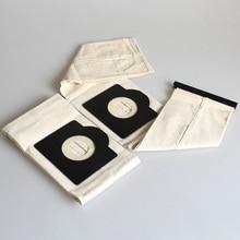 2 قطعة قابل للغسل تصفية حقائب ل Karcher WD3 بريمو WD3200 SE4001 WD3300 Wd2 SE 4000 MV3 مكنسة كهربائية حقيبة proscenic فراغ جزء