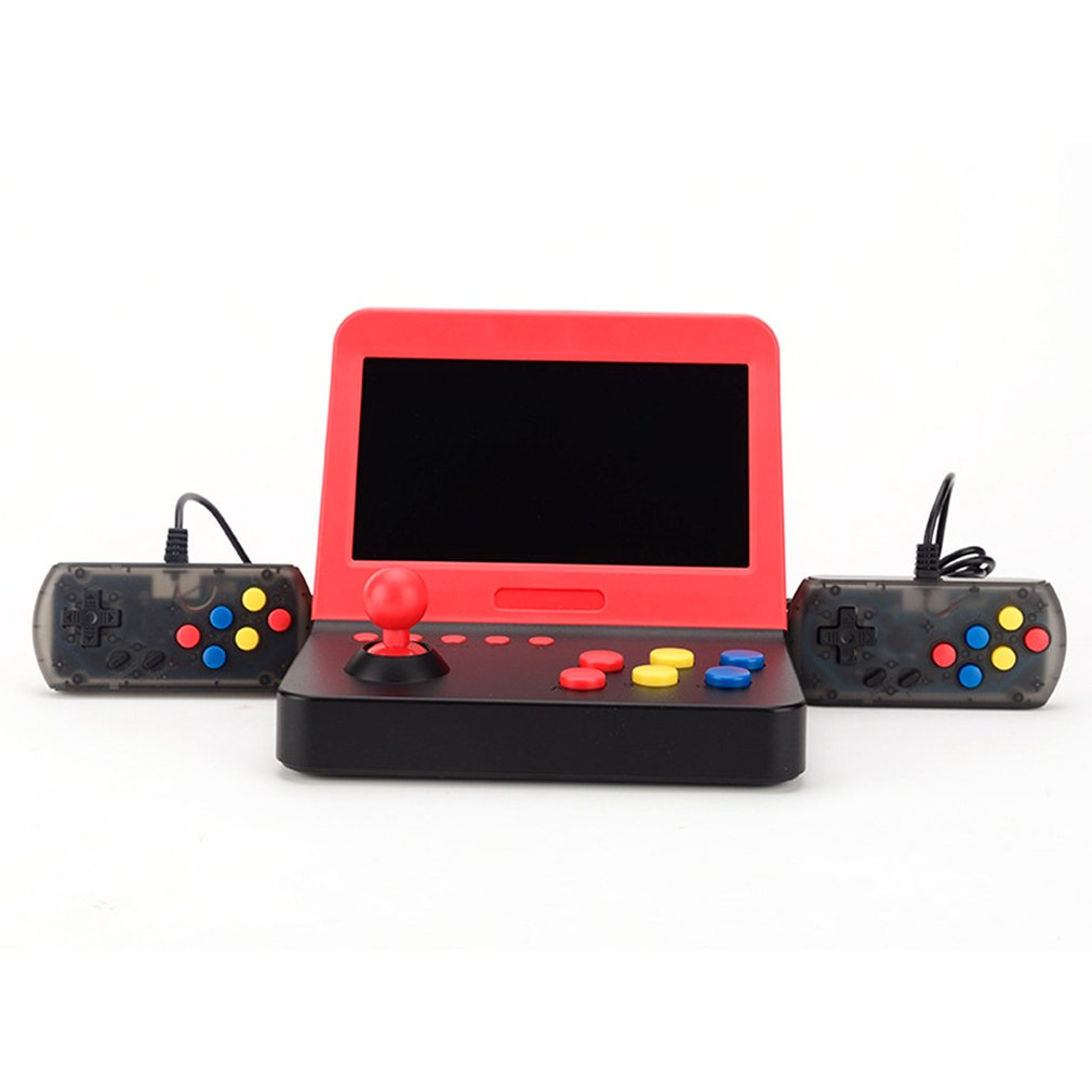 2019 Mini Arcade Game Video Game Console Retro Machines For Kids With 3000 Classic 7 Inch Big Screen Retro Game Console