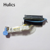 Hulics For Dell Vostro 1710 XPS M1710 DP/N 0N156F N156F JAL60 DC02000JZ00 SATA Hard Disk Drive HDD Cable Ribbon Wire Connector